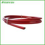 Isolation en PVC 6 mm2 de câble Câble Câble solaire photovoltaïque DC avec le cuivre