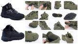 Tan-Militärarmee-Leichtgewichtler, der im Freiensport-taktischen Schuh-Turnschuh wandert