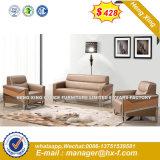 Oficina de diseño moderno Combinition cuero sofá (HX-S171)
