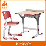 Bureau de la meilleure qualité initial d'école d'alliage d'aluminium de bâti de forme du modèle Y