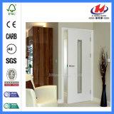 Portello a livello di legno interno personalizzato dell'iniettore bianco della camera da letto