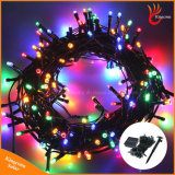 LEDの屋外に妖精に休日の装飾のつくことのための太陽クリスマスストリングライト