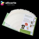 Format A4 Laser papier de transfert de chaleur pour un tissu léger et