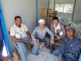よい協同の中国語とSeychellese間のプレハブの家のプロジェクト
