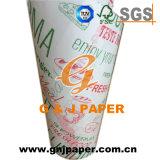 Ausgezeichnetes Qualitätsdrucken-lichtdurchlässiges Verpackungs-Papier für Verkauf