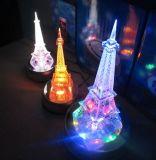 Пробел поставкы или законченный кубик кристаллический стекла продукта 3D выгравированный лазером