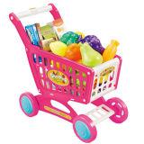Brinquedo do carro de compra dos miúdos educacionais plásticos da segurança mini