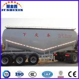 De droge Bulk Semi Aanhangwagen van de Tanker van het Poeder van het Cement