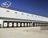 China que fabrica el almacén estructural de acero del edificio de la construcción del metal de la estructura del precio bajo