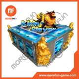 Leopard Strike Ocean Monster Thunder Dragon Skilled Fish Hunting Video Arcade Range Machine Counts