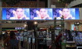 Farbenreiche Video P5 LED-Innenbildschirmanzeige für das Bekanntmachen