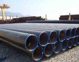 Tuyau de gaz/tuyau d'huile ASTM A106/API 5L tuyaux sans soudure en acier au carbone