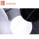 디자이너를 위한 현대 대리석 및 스테인리스 탁자 디자인