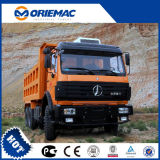 De Vrachtwagen van de Stortplaats van Beiben Ng80 6X4 380HP