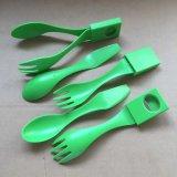 Décapsuleur avec fourchette et couteau pour cadeau de promotion