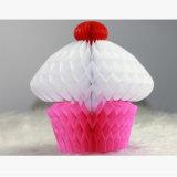Comercio al por mayor fábrica de tejidos de colores personalizados bolas de papel
