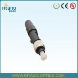 Inspektions-hybrider Adapter des Faser-optischen Mischling-Adapter/DIN-FC für Verteilungs-Rahmen-Funktion