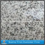 Custom Natural White Grey G655 Granite Bathroom Kitchen Countertops Materials