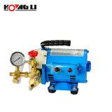 Mini pompe manuelle portative électrique d'essai de pression de l'eau (DSY60)