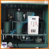 Huile de transformateur Double-Stage haut Système de dépression de l'huile Huile de lubrification de la machine de purificateur de filtre à huile centrifuge