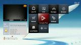 Montre TV de Mickyhop de cadre d'Ipremium Migo IPTV sur la ligne construction dans le WiFi