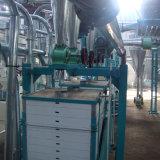 farinha de milho 20t que faz a máquina com máquina de embalagem