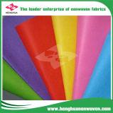 Kleurrijke Gift Spunbonded die Geweven Stof van pp verpakken de niet
