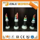 Standard-Kurbelgehäuse-Belüftung Iec-450/750V isolierte und umhüllte gesponnenen abgeschirmten multi Kern-flexiblen Seilzug