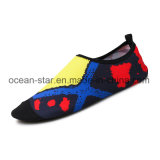 Популярный летний Aqua обувь купаться обувь пляж бассейн обувь йога обувь шлепанцы