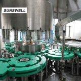Energie - besparings de Vloeibare PE Verzegelende Machine van het Flessenvullen