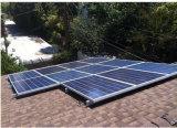 Kleiner Klumpen Solar-PolySonnenkollektor der PV-Baugruppen-250W