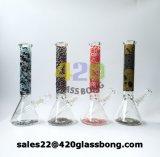 Starkes und schweres Glasbecher-Glaswasser-Pfeife mit Fabrik-Preis