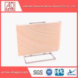 Placage de marbre pierre Anti-Seismic ignifugé Panneaux d'Honeycomb en aluminium pour le mobilier/ Comptoir