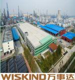 Struttura d'acciaio di Wiskind dell'ossatura muraria del magazzino d'acciaio del gruppo di lavoro