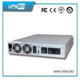 220 В переменного тока высокой частоты 50 Гц онлайновый ИБП типа для монтажа в стойку