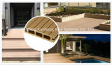 Madeira oco de alta qualidade para o exterior do piso composta de plástico, Ponte, Piscina