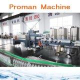 De kleinschalige Automatische Machine van de Fles van het Drinkwater voor het Vullen van de Flessen van het Huisdier