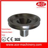 Parte de mecanizado de precisión de aluminio de hardware
