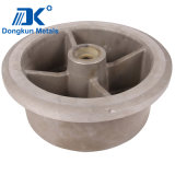 Het aangepaste Gieten van het Metaal van het Roestvrij staal van de Legering van het Aluminium voor de Delen van de Apparatuur
