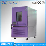 - kamer van de Test van de Verandering van de Temperatuur van 70 tot 150 Graad de Snelle