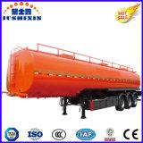 3 차축 45000L 판매를 위한 특별한 차량 연료 탱크 유조선 트럭 트레일러