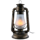 جو إنارة مصباح [لد] لهب تأثير نار [ليغت بولب] لأنّ فوانيس صاعد