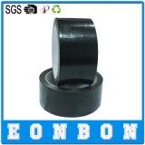Durable conduit de tissu noir bande d'emballage