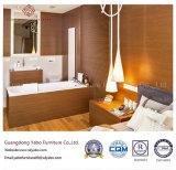Mobília do quarto do hotel de cinco estrelas com Nightstands (YB-W31)