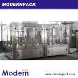 Equipamento triplo automático da tríade da máquina de enchimento da água mineral