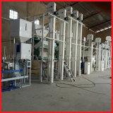 30-150 tonnes/jour décortiqueuse de riz étuvé Ligne complète
