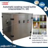 Автоматическая раунда Unscrambler расширительного бачка для напитков (YL-20)
