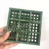 Engranzamento quadrado dobro dos Gratings/da fibra de vidro do engranzamento de FRP/GRP micro