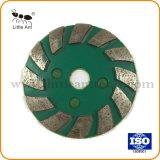 De groene Malende Plaat van de Diamant van de Band van het Metaal van de Plaat van het Metaal van de Klitband Malende voor Materiaal C20-C35concrete