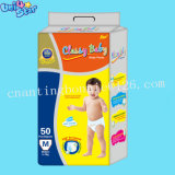 Categoria B de alta qualidade formação confortável fralda descartável China Calças de bebé